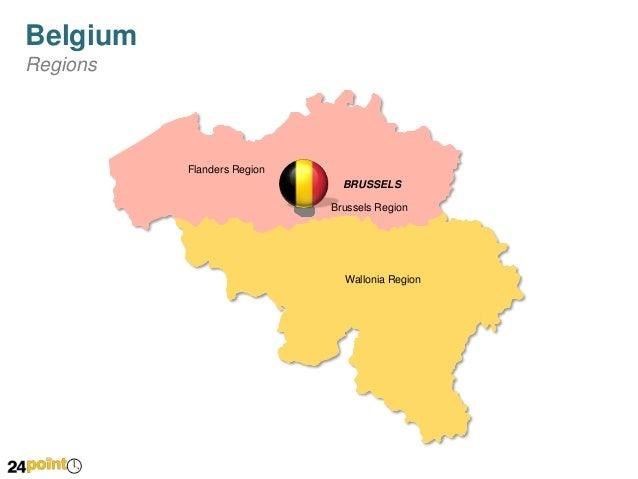 belgium regions