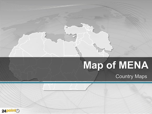 Middle East & North Africa (MENA) Regions Commonly accepted as MENA countries. Sometimes also considered part of the regio...