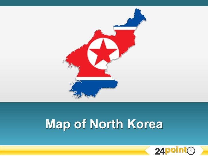 Editable powerpoint map of north korea all provinces can be pulled apart and customized including resizing toneelgroepblik Images
