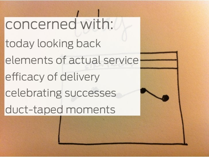 3. share as you go  The power in service mapping is its ability  to bring teams together around a singular  focus.