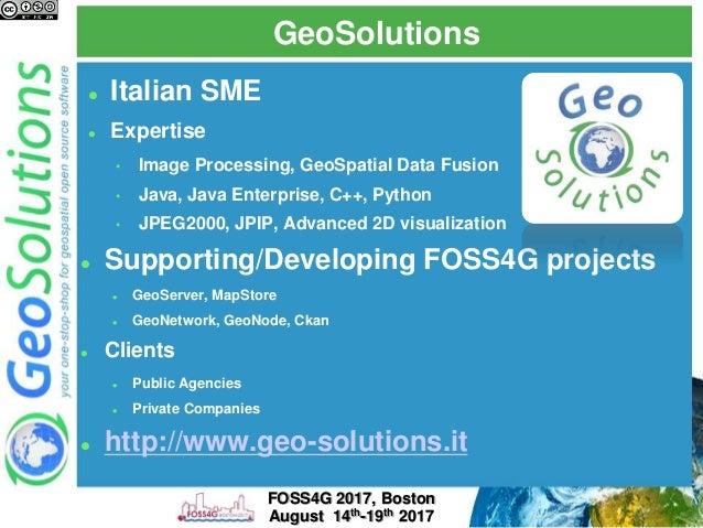 Mapping the world beyond web mercator - FOSS4G 2015 Slide 2