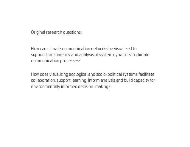 Communication climates responses and dynamics