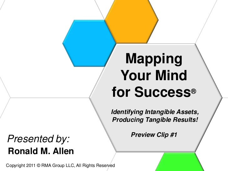 Mapping                                                  Your Mind                                                 for Suc...