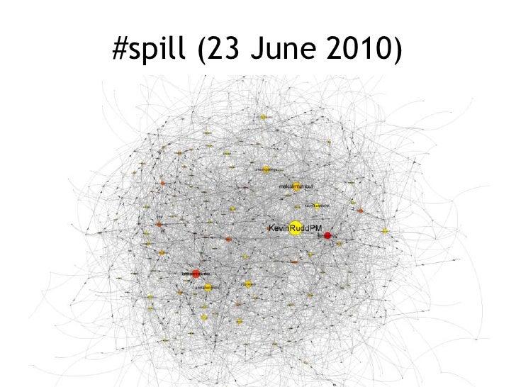 #spill (23 June 2010)<br />