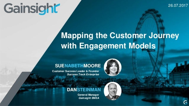 Customer Success Leader & Founder Success Track Enterprise SUENABETHMOORE General Manager Gainsight EMEA DANSTEINMAN 26.07...