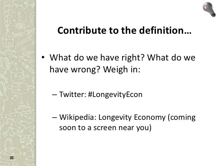 Mapping The Longevity of the Economy