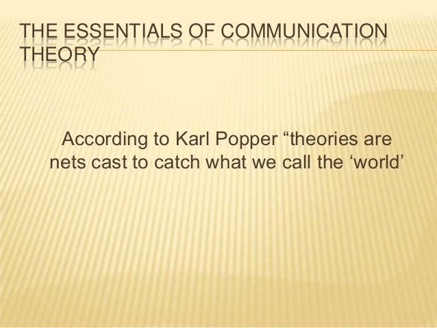 karl deutsch communication theory