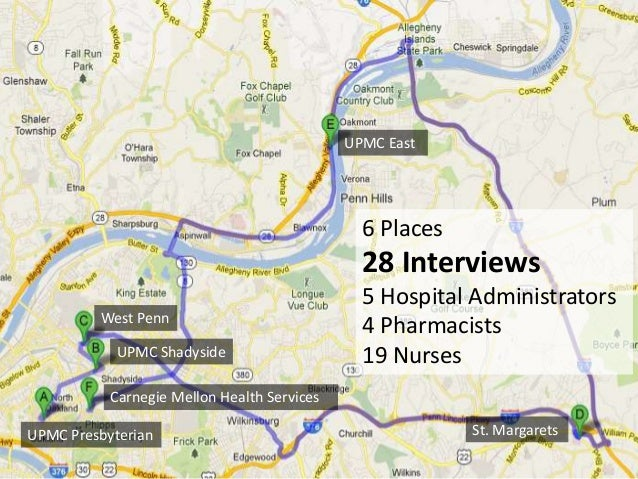 UPMC East                                               6 Places                                               28 Intervie...