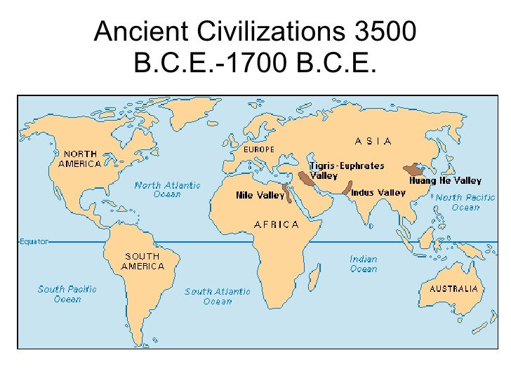 ancient civilizations 3500 bce 1700 bce