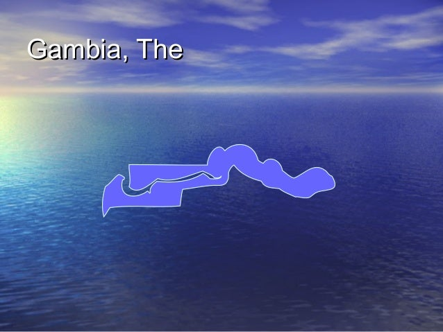 Gambia, The