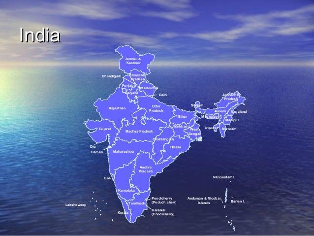 India Jammu & Kashmir Himachal Pradesh  Chandigarh  Punjab  Uttaranchal  Haryana  Delhi  Arunachal Pradesh Sikkam  Uttar P...