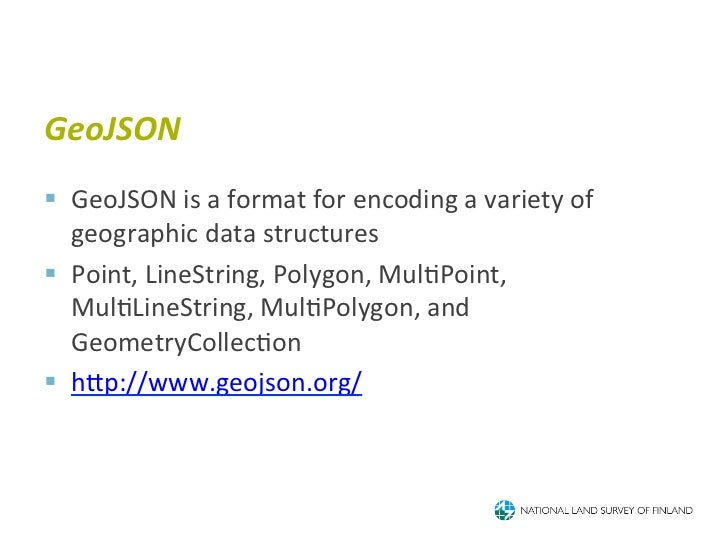 Writing GeoJSON from SharpMap, Part 1