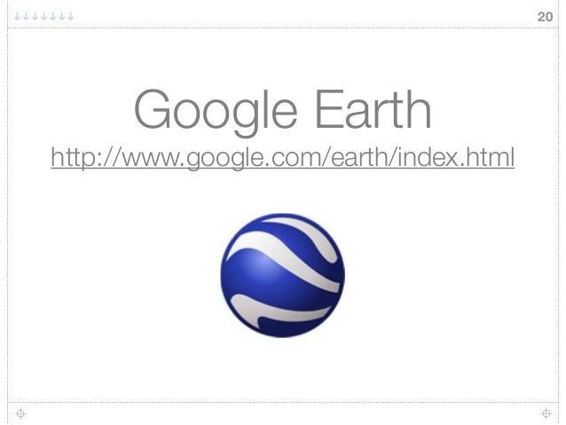 Google Earth Creating A Tour