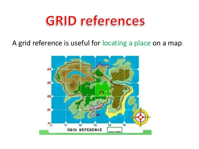 what are the main elements of maps