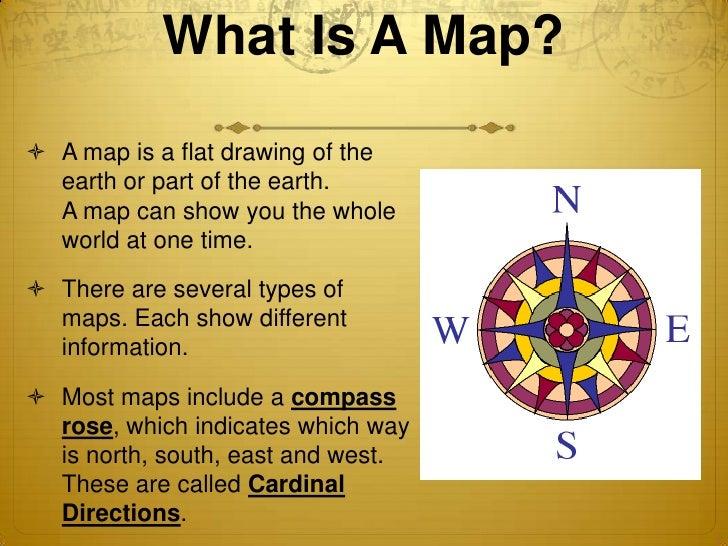 Maps globes