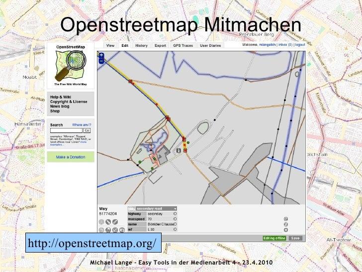 Maps, GPS, Geokoordinaten Slide 3