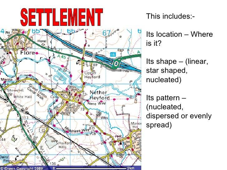 Map Skills Revision