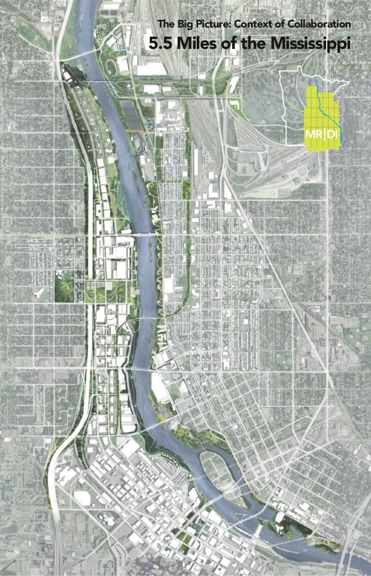 The Big Picture: Context of Collaboration5.5 Miles of the Mississippi