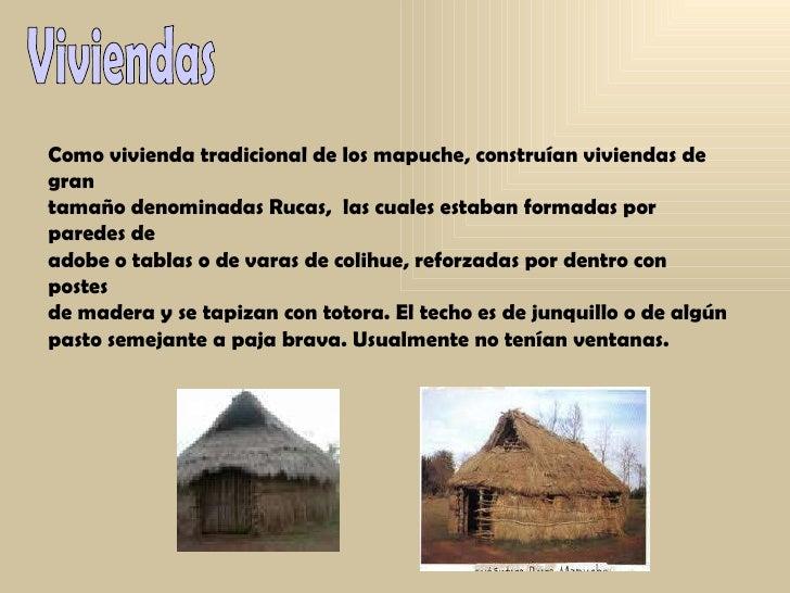 Mapuches a for Antropometria de la vivienda