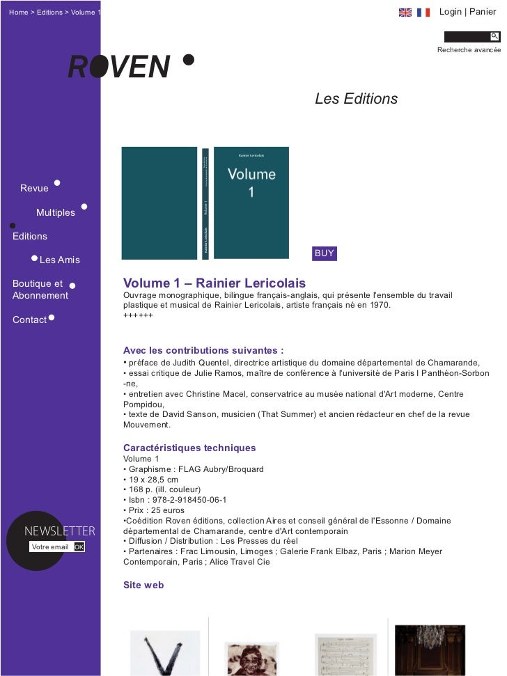 Home > Editions > Volume 1                                                                                    Login | Pani...