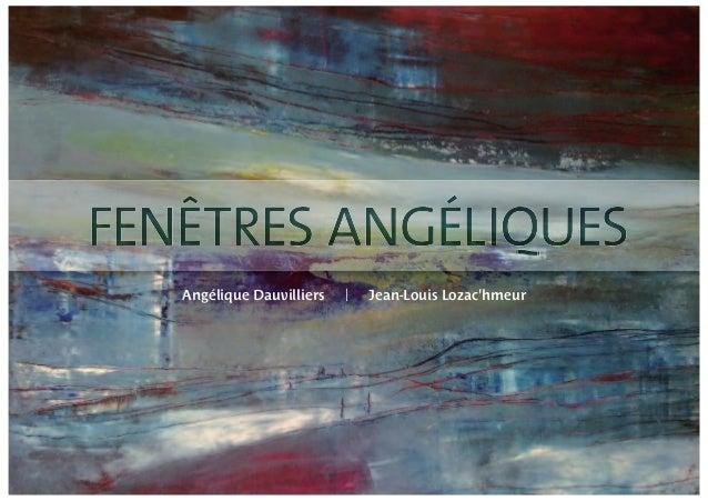 1 Angélique Dauvilliers I Jean-Louis Lozac'hmeur