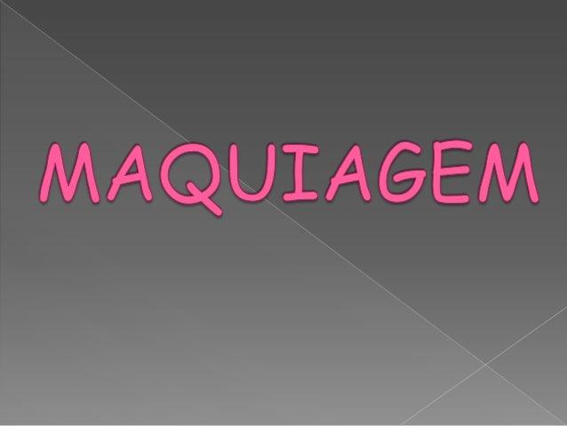 Adoro inovar e ajudar. Nada melhor então que fazer umblog sobre maquiagens , pois todas as mulheres felizesadoram estar bo...