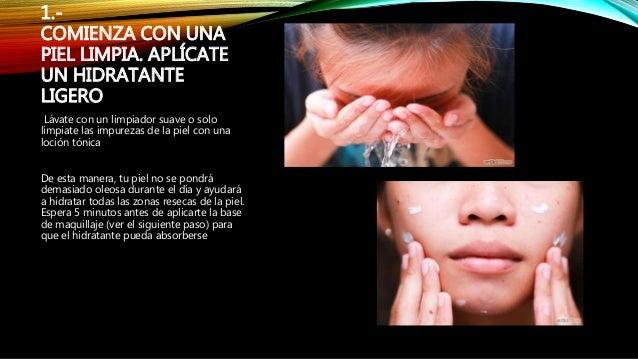 Maquillaje Slide 3