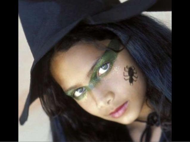 maquillaje bruja paso a paso - Maquillaje Bruja