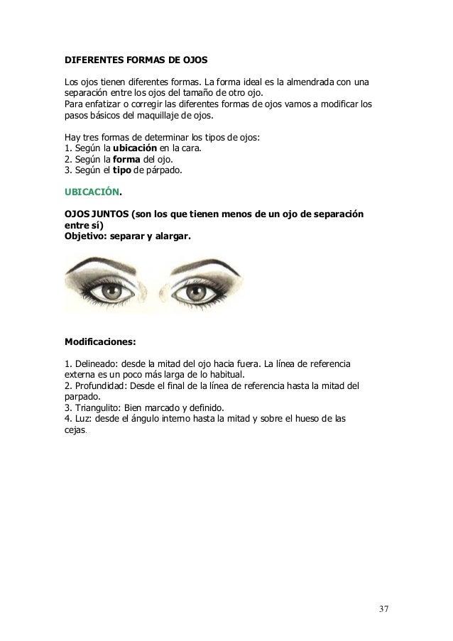 Maquillaje social for Distintas formas de maquillarse los ojos