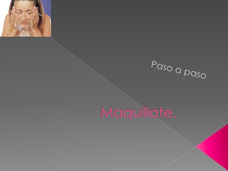 Maquillate