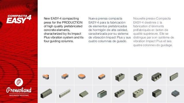 Technical features Características técnicas Caractéristiques techniques Pallets dimensions Dimensiones bandejas Dimensions...