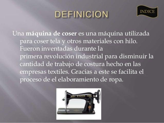 Maquina de coser 802 c17