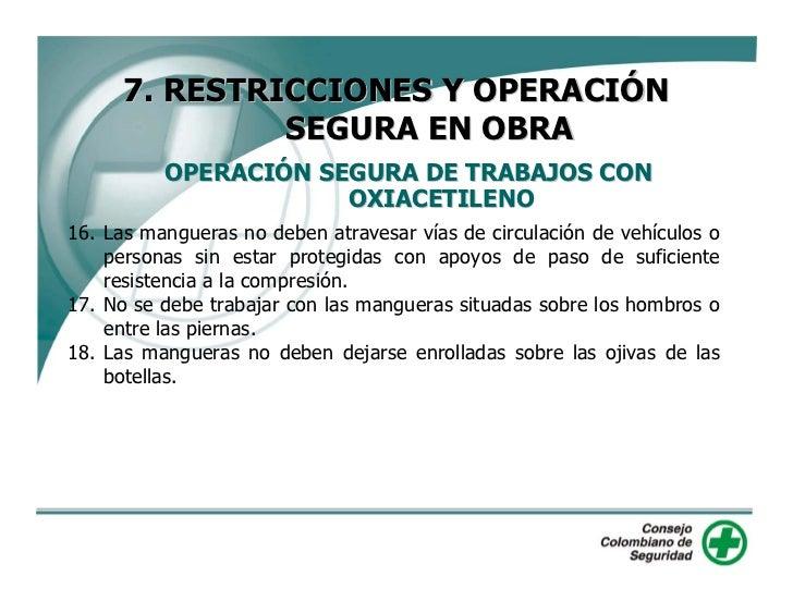 8. PRÁCTICAS DE  PREVENCIÓN DE RIESGOS CON M&E