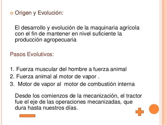 Maquinarias agrícolas Slide 3