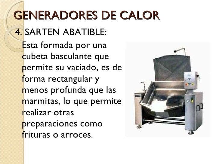 Maquinaria y equipo for Equipo mayor de cocina pdf