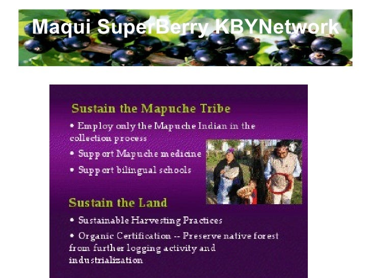 Maqui SuperBerry KBYNetwork Diabetic? No Sugar? No Energy? Glycemic Index of Fruits/Vegetables: High 70+ Medium 56-69 Low ...