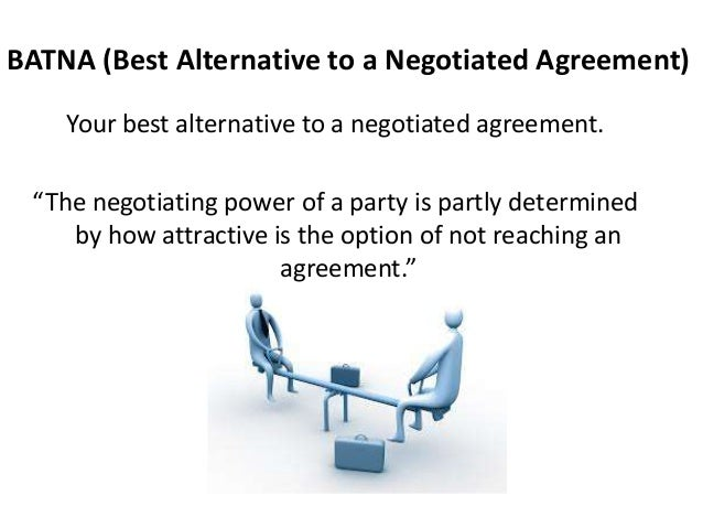 Negotiation Harvard Style