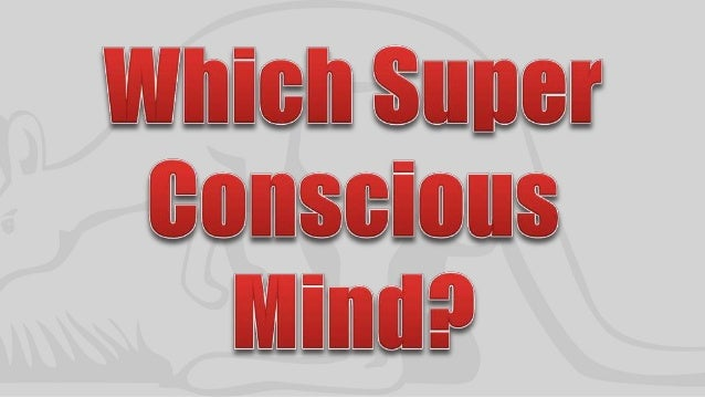 Look Within Yourself For Super Conscious Connection