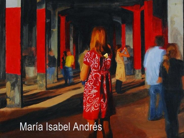 María Isabel Andrés