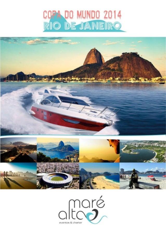 A Maré Alta Charter é uma empresa, há mais de 10 anos no mercado, que trabalha com locações, eventos, experiências e venda...