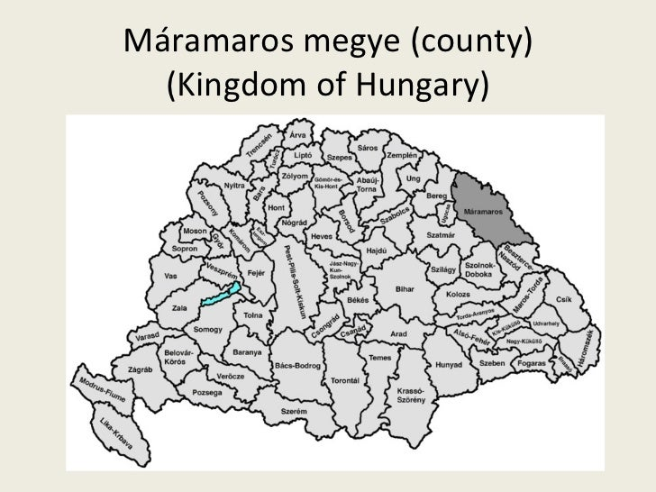 The Maramaros/Maramures Jewish Records Indexing Project