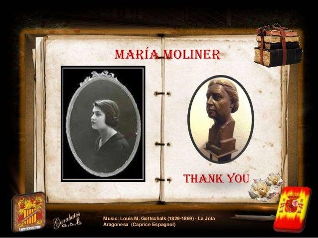 María Moliner, A Women Who Wrote a Dictionary (English version)