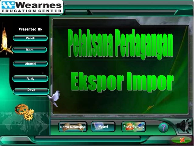 Download 540 Koleksi Background Ppt Ekspor Impor Gratis Terbaik