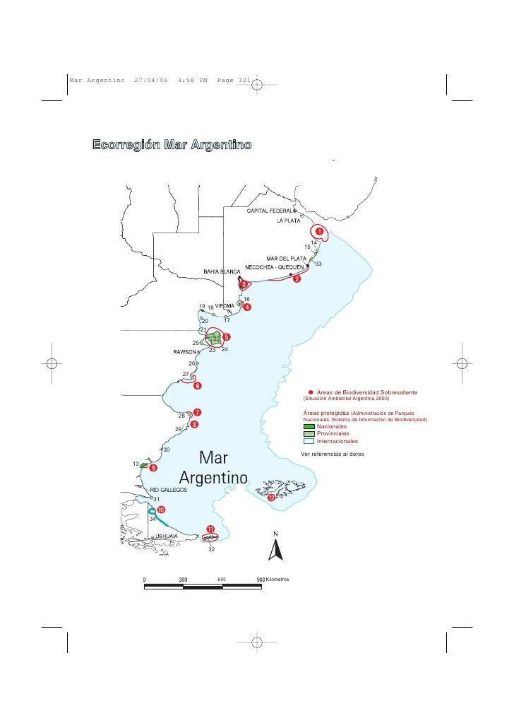 Ecorregi n Ecorregión Mar Argentino                                                                                   14  ...