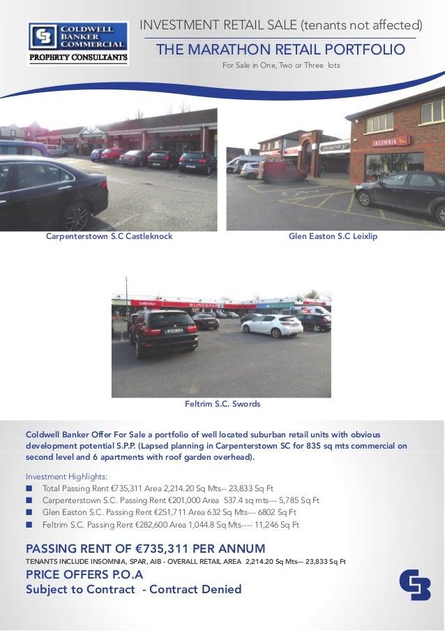db0922b7fbb37 Dublin Suburban Strip Mall For Sale