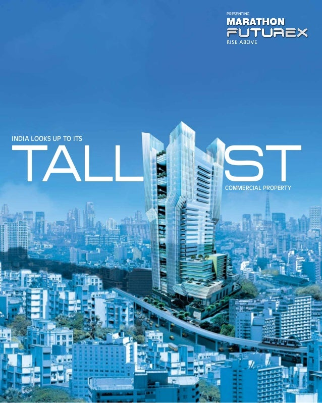 Presenting TALL STcommercial property India looks up to its