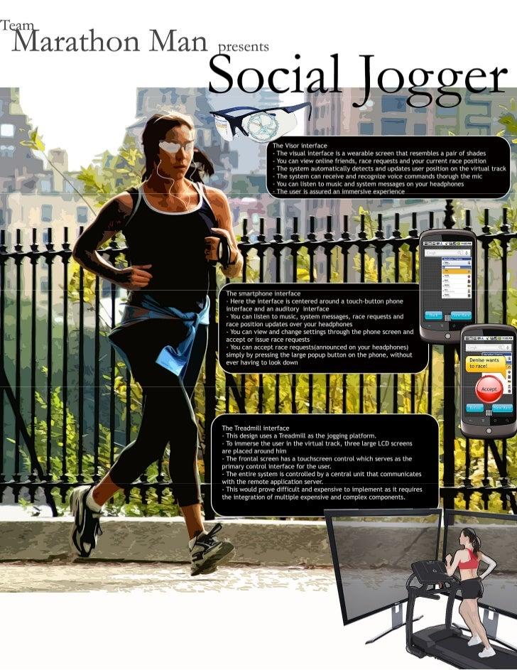 Social Jogger