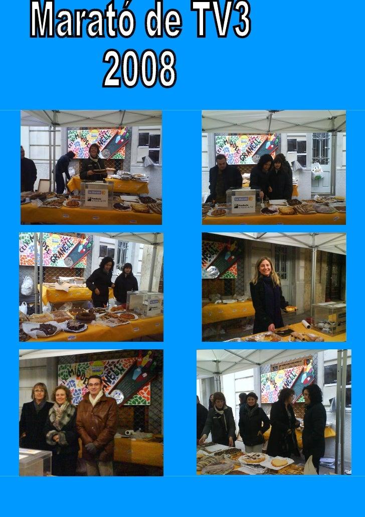Per quart any consecutiu, el nostre centre va participar,                 el diumenge dia 14 de desembre a la Fira de Sant...