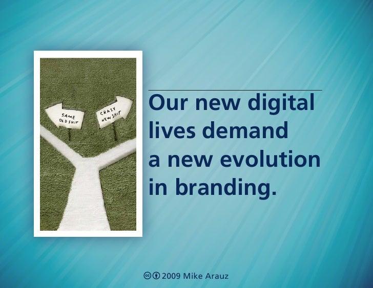 Desire Paths: Branding for Digital Lives Slide 3