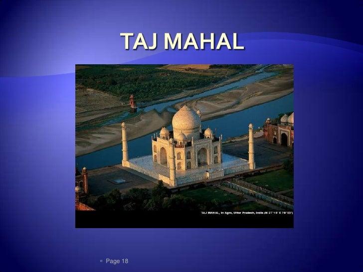   Fue construido el emperador              musulmán Sha Jahan.      Esta inspirado en la cultura persa,                i...